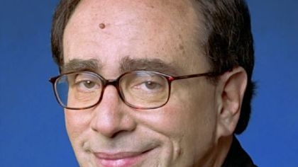 "Author R.L. Stine: ""I thought that if I could do something different with the [""Goosebumps""] series, I would give it a try."""