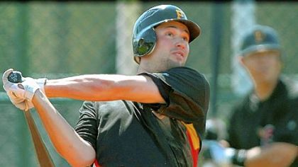 Neil Walker, a Pine-Richland High School graduate, had a team-best 16 home runs for the Class AAA Indianapolis Indians this summer.