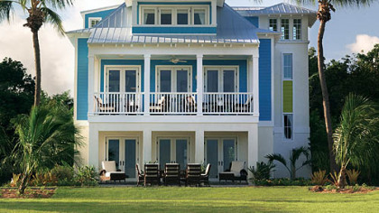 The 2008 HGTV Dream Home is in The Shore at Islamorada, Fla.