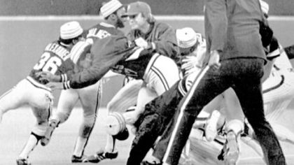 The Pirates-Phillies rivalry was at its height in the late 1970s and early '80s.