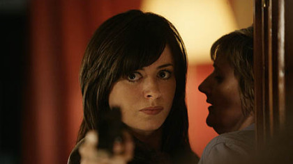 Eve Myles is Gwen Cooper in &quot;Torchwood&quot; on BBC America.