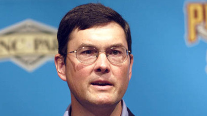 Pirates Chairman of the Board Bob Nutting