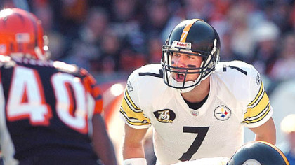 Ben Roethlisberger talks about what he would like to see happen in the off-season.