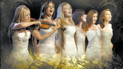 Celtic Woman is actually a group of women -- Mairead Nesbitt, Lisa Kelly (on maternity leave), Chloe Agnew, Orla Fallon, Lynn Hilary and Alex Sharpe.