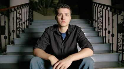 "Ryan Buell, creator of ""Paranormal State."""