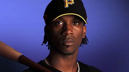 Andrew McCutchen -- Working on plate discipline