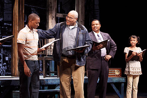 symbolism fences august wilson essay