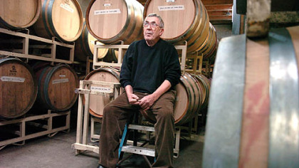 Doug Moorhead, co-owner of Presque Isle Wine Cellars in North East, Erie County, was among the first grape growers in the state&#039;s Lake Erie region to take the first tentative steps into winemaking after Prohibition wiped out the business there.