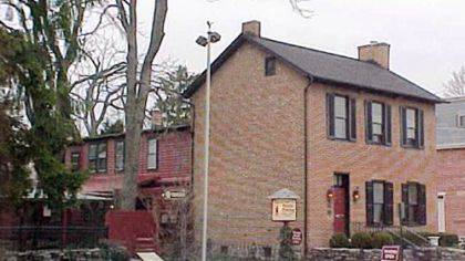 Farnsworth House Inn in Gettysburg is said to be haunted by no fewer than 14 ghosts, making it the seventh-most-haunted inn in America.