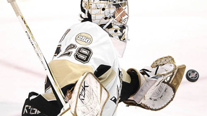 A save -- by Fleury.