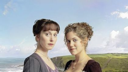"Hattie Morahan, left, and Charity Wakefield are sisters Elinor and Marianne Dashwood in the PBS ""Masterpiece"" production of Jane Austen's ""Sense and Sensibility."""