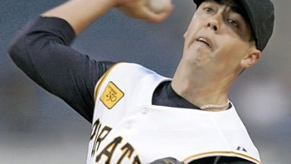 Jeff Karstens: 5 runs, 11 hits in five innings.