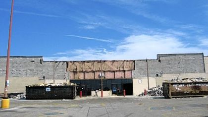 An abandoned Wal-Mart building in Bardstown, Ky., got Julia Christensen started on her quest to document reuse of big-box buildings.