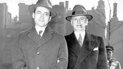 Electronics engineer Morton Sobell (left) was a co-defendant with the Rosenbergs; he was convicted for espionage and served 18 years in prison. He long proclaimed his innocence -- but last week, at the age of 91, he confessed his guilt, and confirmed that Julius Rosenberg was a spy.