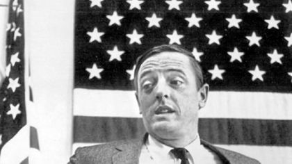 William F. Buckley Jr. in 1979.
