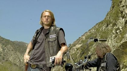 "Charlie Hunnam in ""Sons of Anarchy."""