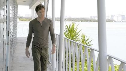 Michael C. Hall is &quot;Dexter.&quot;