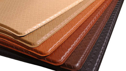 GelPro mats come in a variety of colors.
