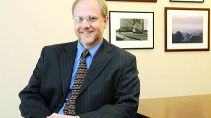 Grant Oliphant, new president of The Pittsburgh Foundation