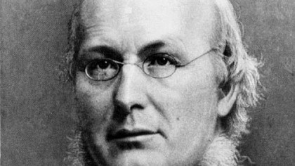 Pioneer American journalist Horace Greenley was born Feb. 3, 1811. He was founder of the New York Trbune in 1841 and his editorials made the newspaper widely known.