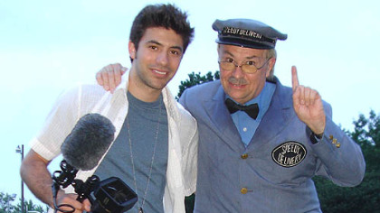 Documentary filmmaker