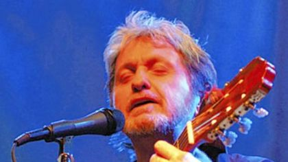 Yes singer Jon Anderson now also hangs out with some younger rockers.