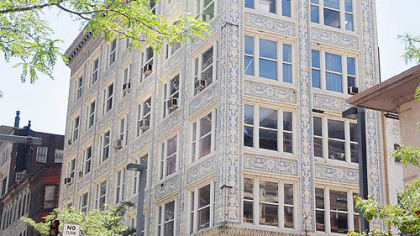 The Buhl Building, designed by Janssen & Abbott for Franklin Nicola, has graced Fifth Avenue near Market Square since 1913.