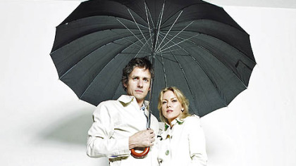 "Dean & Britta -- Dean Wareham and Britta Phillips -- will provide the music to ""13 Most Beautiful ...,"" a program of silent films made by Andy Warhol.