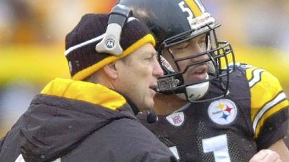 Defensive coordinator Dick LeBeau: Twice deserving of a spot in Canton.