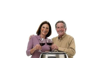 The WinePod home winemaking system does not come with wine makers but even at $4,499, it&#039;s cheaper than a winery.