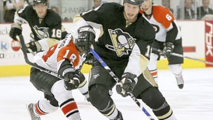 Penguins' Jordan Staal