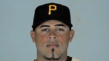 2008 file photo of Ronny Paulino.
