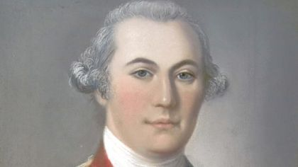 A real Pittsburgh guy: General John Forbes.